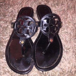 Tory butch miller sandals